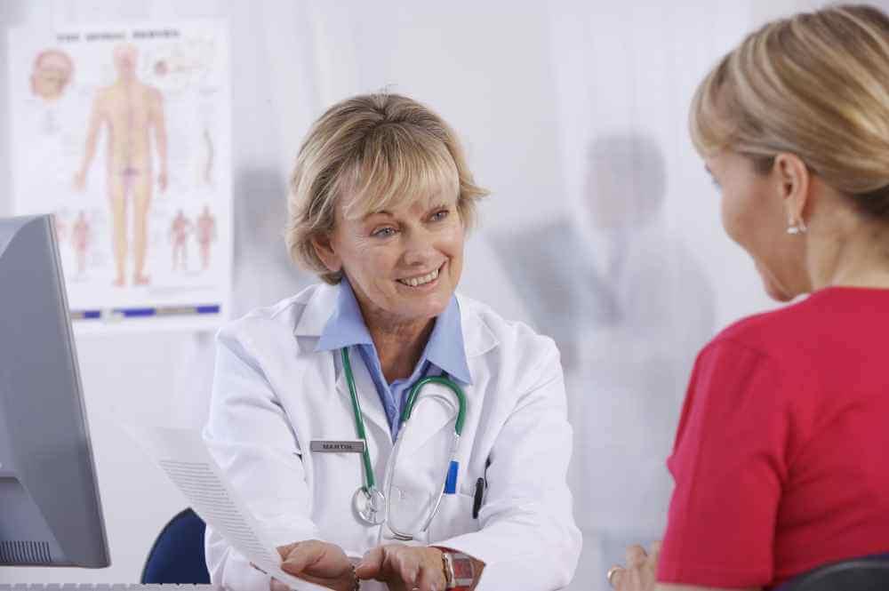 rozmowa o leczeniu nietrzymania moczu